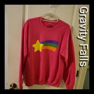 Gravity Falls fan sweatshirt